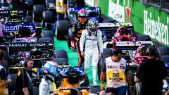 Netflix, Drive to Survive: il campione del mondo F1, Lewis Hamilton (Mercedes)