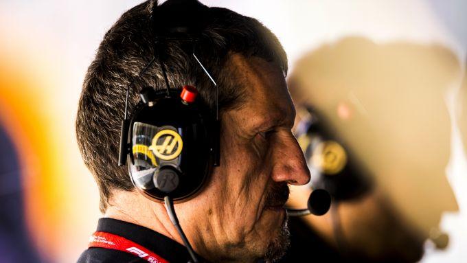 Netflix, Drive to Survive: il team principal della Haas, Gunther Steiner