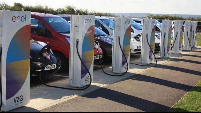 Network di ricarica auto elettriche, dal Governo 750 milioni di euro