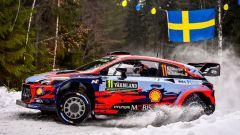 Neuville conquista lo Shakedown al Rally di Svezia 2019