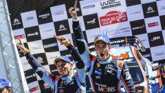 Neuville e Gilsoul - Hyundai Motorsport