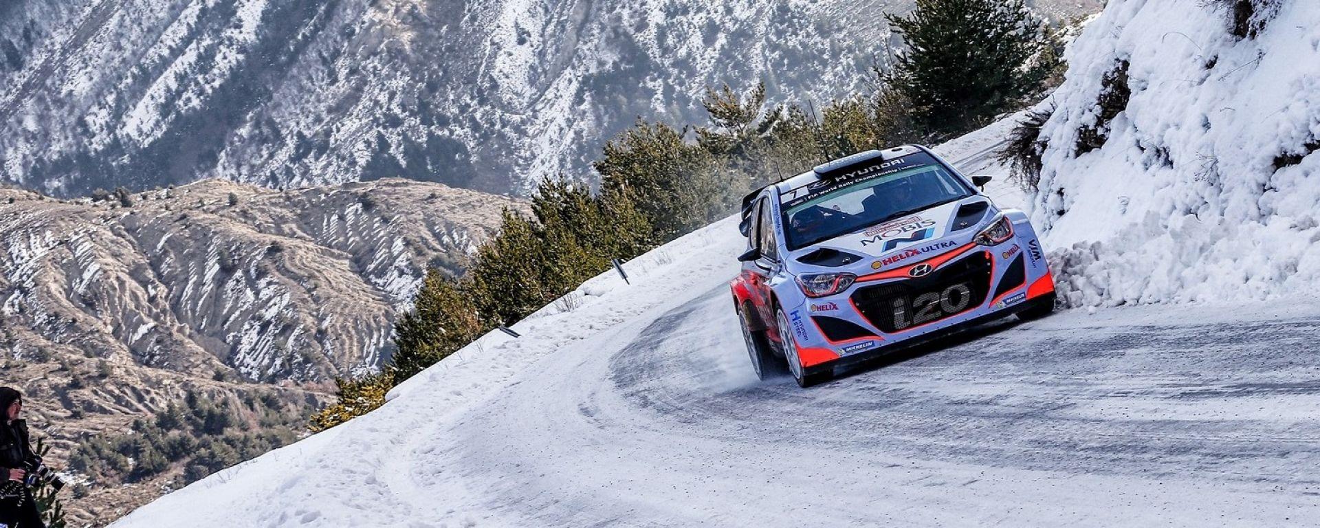 WRC Rally di Montecarlo 2016