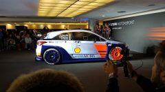 Neuville, Paddon e Sordo saranno i piloti della Hyundai i20 WRC 2017