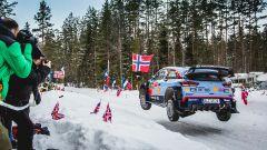 WRC 2018: Neuville e Hyundai conquistano il Rally di Svezia 2018