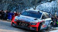 Neuville - WRC 2017 Rally Monte-Carlo