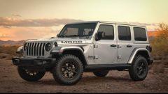 Jeep Wrangler Moab Edition, l'off-road si fa una cosa seria - Immagine: 6