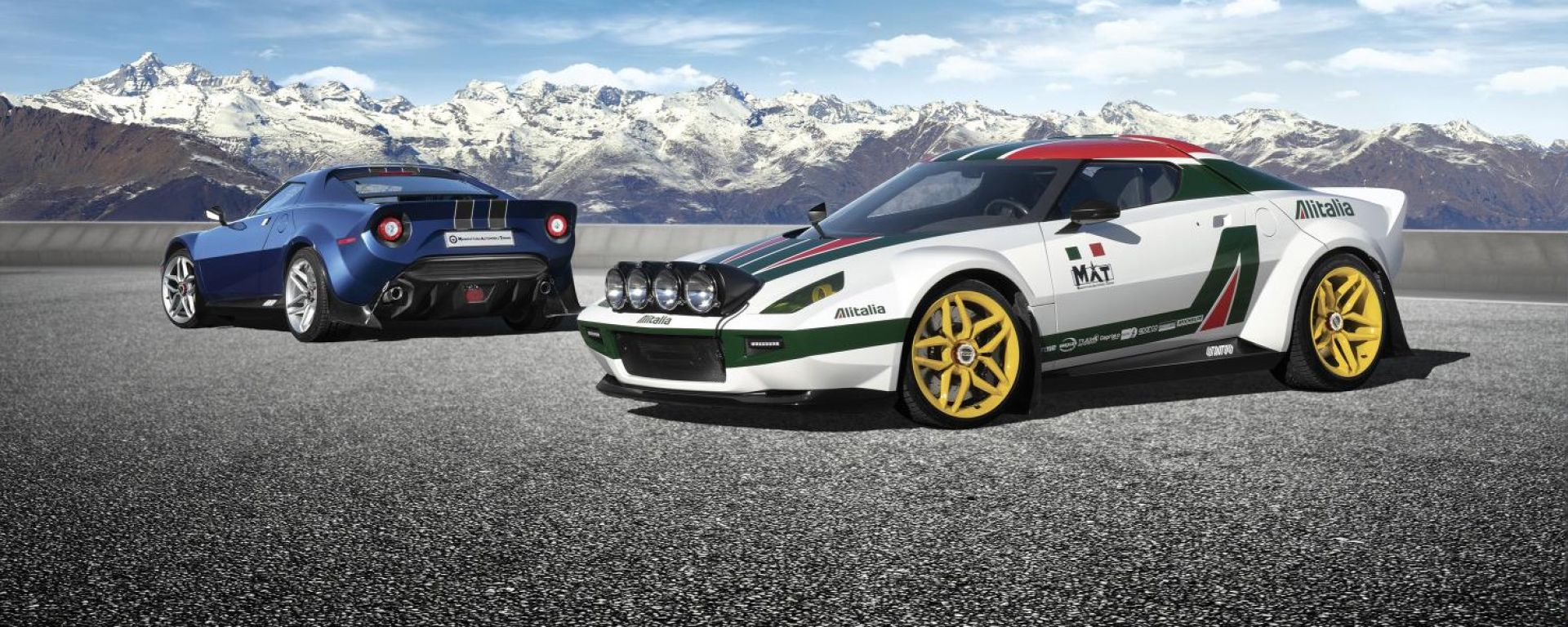 New Stratos by MAT: l'icona rally rivive in una restomod