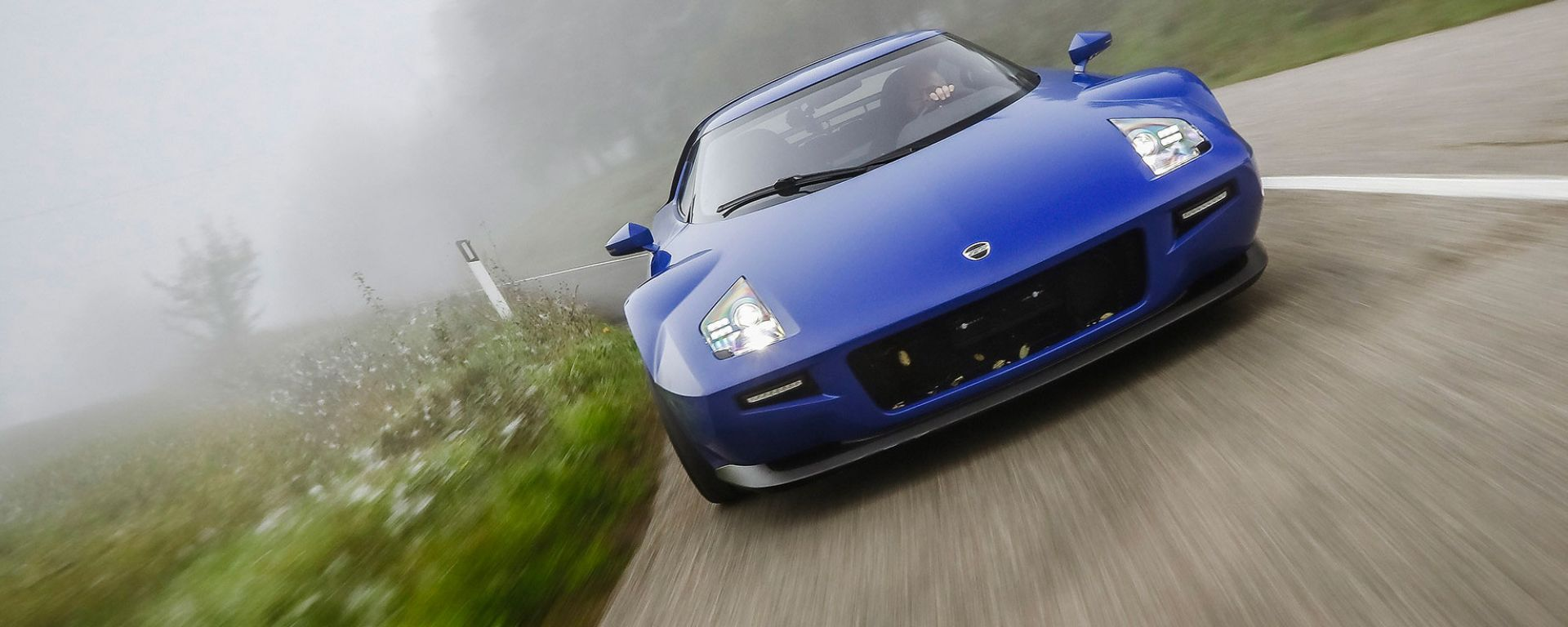 New Stratos: la base è una Ferrari 430