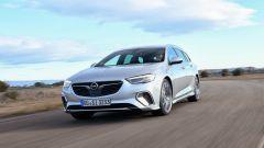 Next car: Opel Insignia Sports Tourer 2018