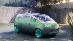 Mini Vision Urbanaut, l'auto che crea un'atmosfera. Eccola in video - Immagine: 1