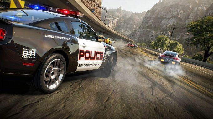 NFS Hot Pursuit Remastered: un'immagine del gioco