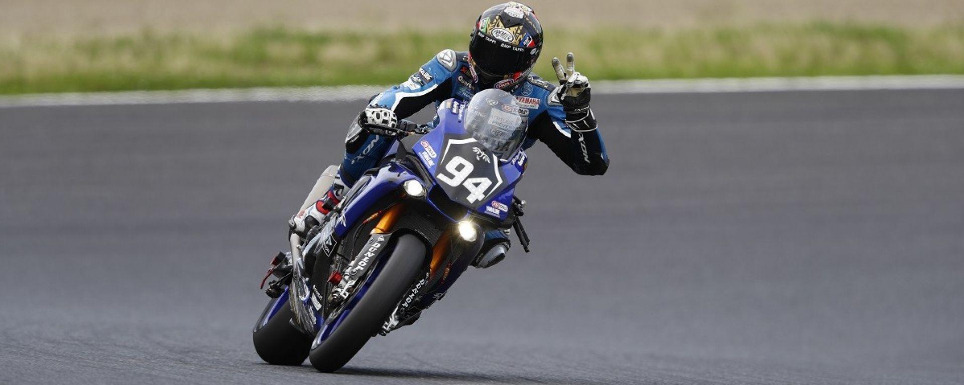 Niccolò Canepa Campione del Mondo Endurance