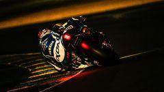 Niccolò Canepa in azione nella 24 Ore di Le Mans (2)