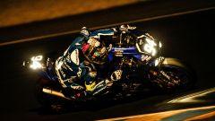 Niccolò Canepa in azione nella 24 Ore di Le Mans