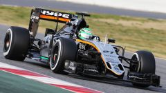Nico Hulkenberg - Force India VJM09 (2016)