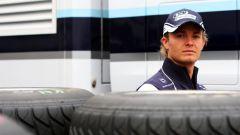 Nico Rosberg ai tempi della Williams