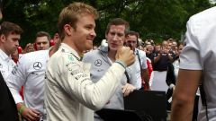 Nico Rosberg at Goodwood Festival of Speed