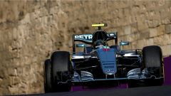 Nico Rosberg - Baku Circuit