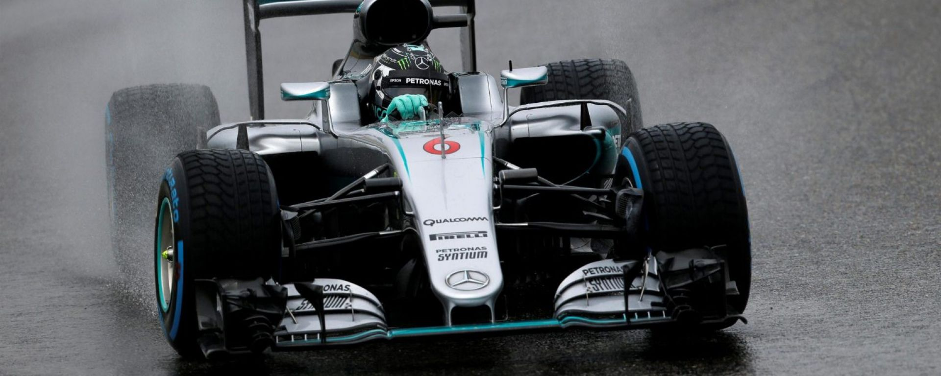Nico Rosberg - Cina
