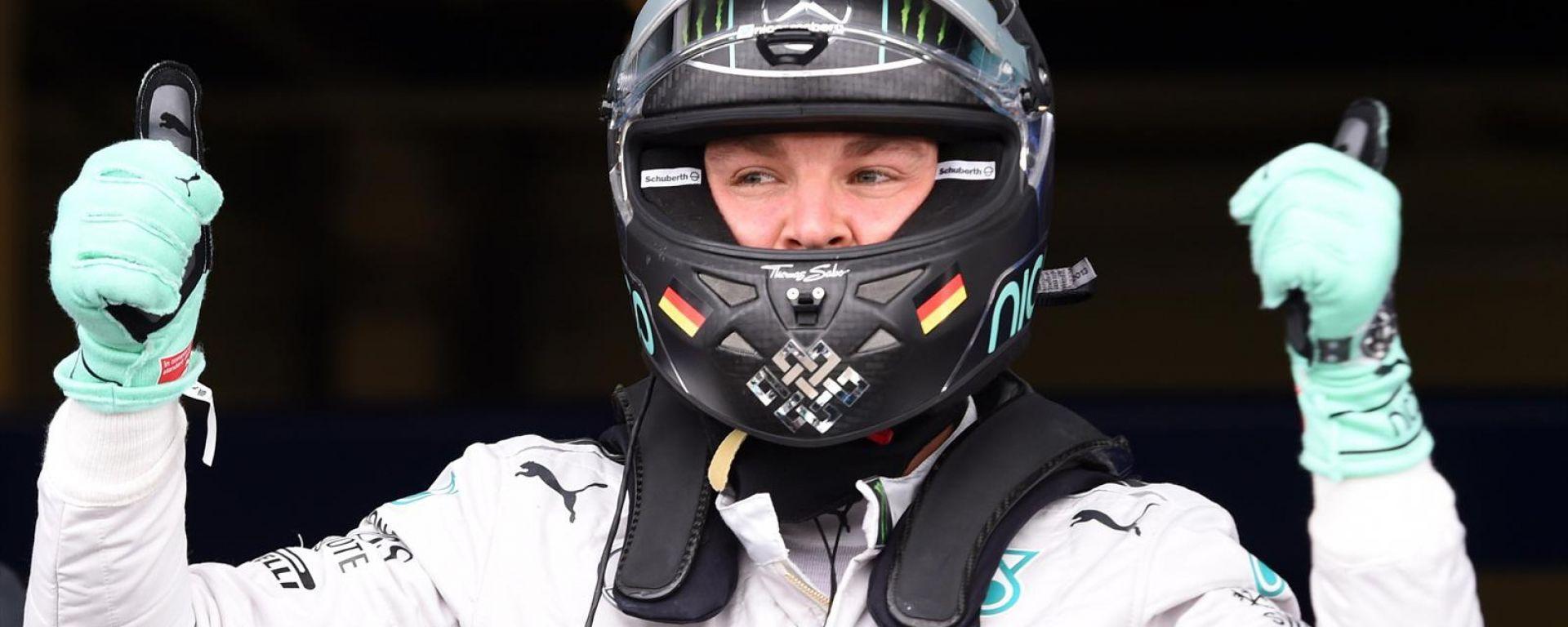 Nico Rosberg - F1 GP Germania 2016