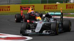 Nico Rosberg - F1 GP Messico 2016