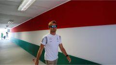 Nico Rosberg - F1 GP Ungheria