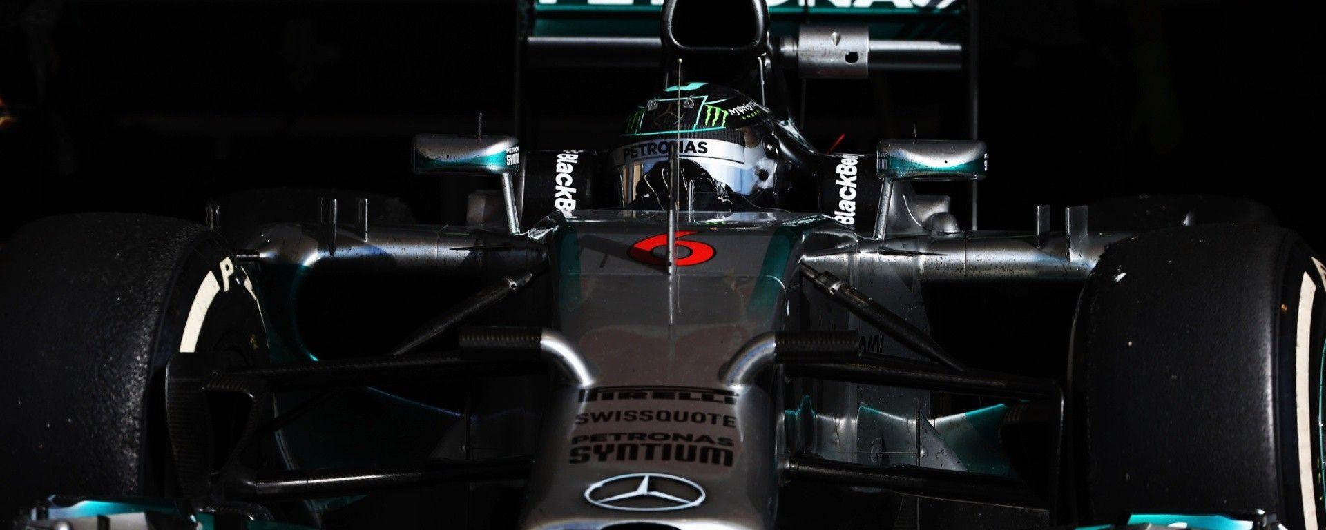 Nico Rosberg - F1 GP USA 2016