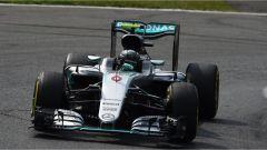 Nico Rosberg - GP Italia