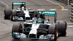 Nico Rosberg - GP Monaco