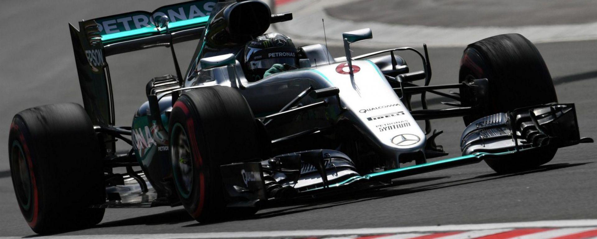 Nico Rosberg  - GP Ungheria