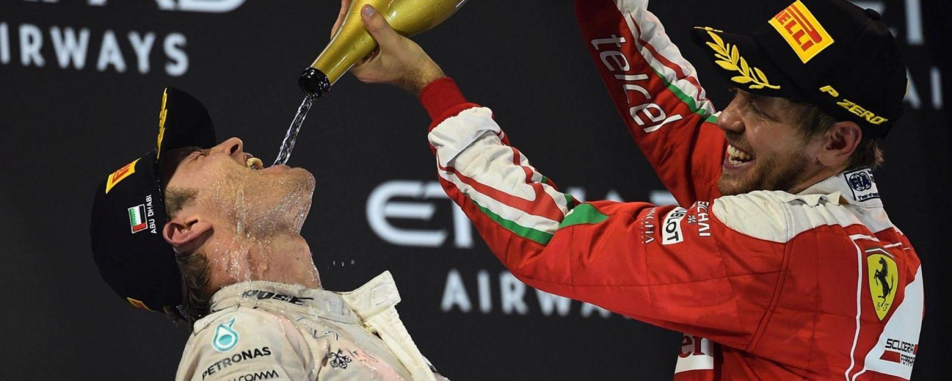Nico Rosberg si ritira: il video di saluto