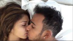 Lewis Hamilton: hackerato iCloud della ex Nicole Scherzinger
