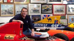 Nigel Mansell 2018