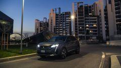 Night Vision di Peugeot 3008 nella prova by night