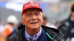 Lauda, i primi 70 anni della Fenice che è diventata leggenda F1