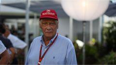 Niki Lauda - F1 GP Singapore