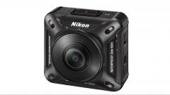 Nikon KeyMission 360 fa riprese a 360° un Ultra HD (4k)