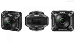 Nikon KeyMission 360: l'action cam a 360° - Immagine: 1
