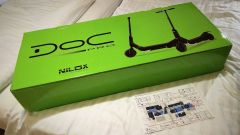 Nilox Doc Pro: l'unboxing