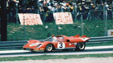 Nino Vaccarella Ferrari