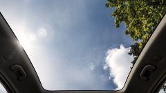 Nio EC6, il tetto panoramico