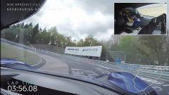 Nio EP9 ecco il video del record al Nurburgring  - Immagine: 1