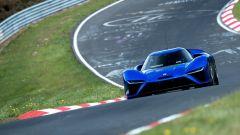 Nio EP9: la hypercar elettrica alla conquista del record al Nurburgring