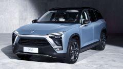 Nio ES8: il SUV elettrico della Casa cinese punta a fare concorrenza alla Tesla Model X
