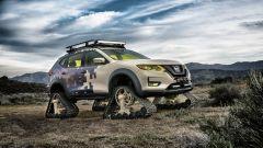 Nissa Rogue Trail Warrior Project deriva dal corrispondente americano del Nissan X-Trail