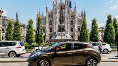 Nissan: 12 colonnine di ricarica rapida per Milano (e per la Champions) - Immagine: 14