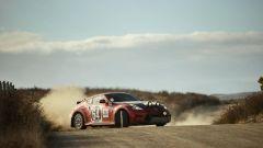 Nissan 350Z Rally Car ha sospensioni modificate