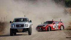 Nissan 350Z Rally Car, la ripresa del video