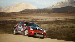 Nissan 350Z Rally Car, vista 3/4 anteriore