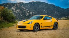 Nissan 370Z Heritage Edition: disponibile solo in giallo Chicane